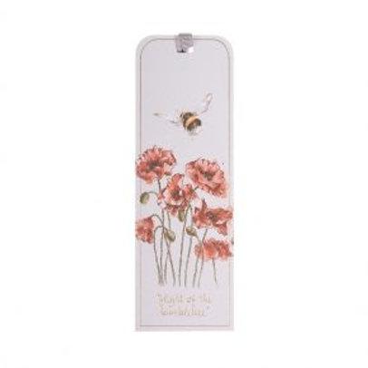 Wrendale Bee Bookmark