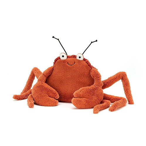 Jellycat Crispin Crab - Various Sizes