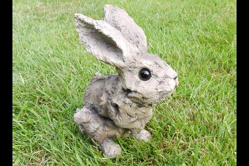 Wood Effect Bunny