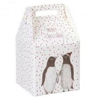 East of India Square Box - Penguin
