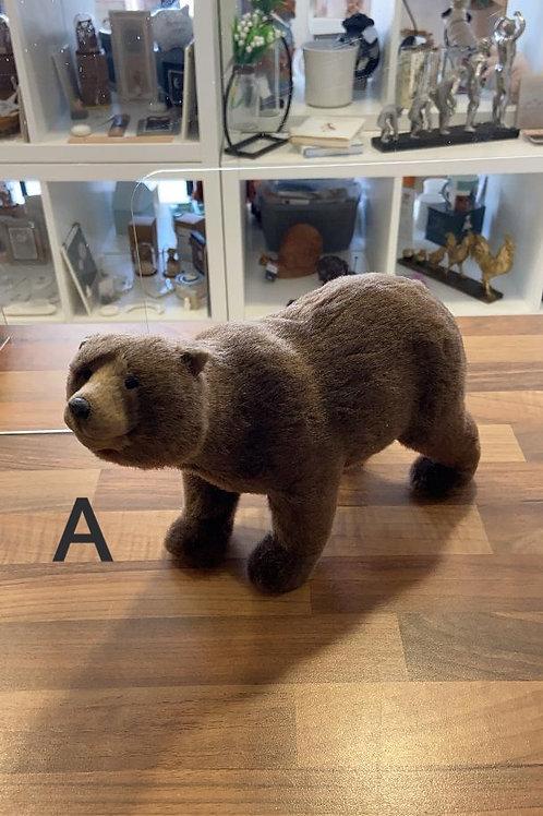 Large Brown Bears