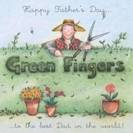 Best Dad Berni Parker Card