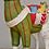 Thumbnail: Christmas Llama