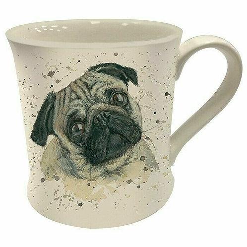 Bree Merryn Peggy the Pug Mug