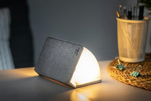 Mini Smart Book Light (Grey Linen)