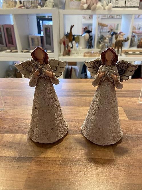 Christmas Resin Angels - Various Designs