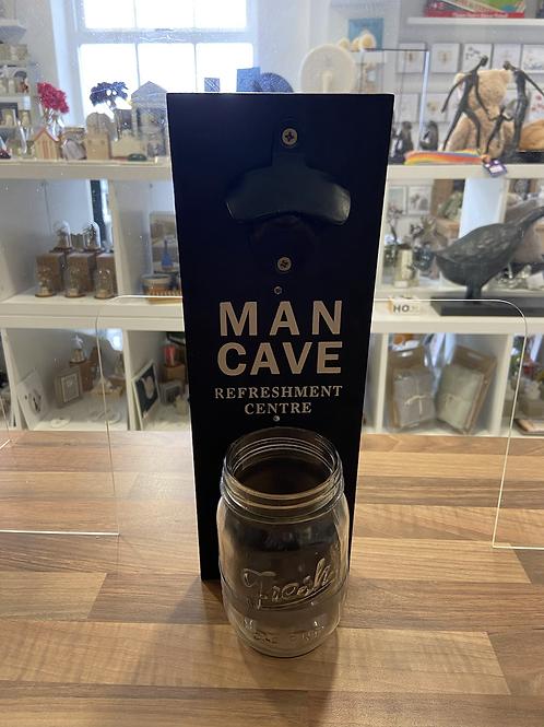 Man Cave Refreshment Centre