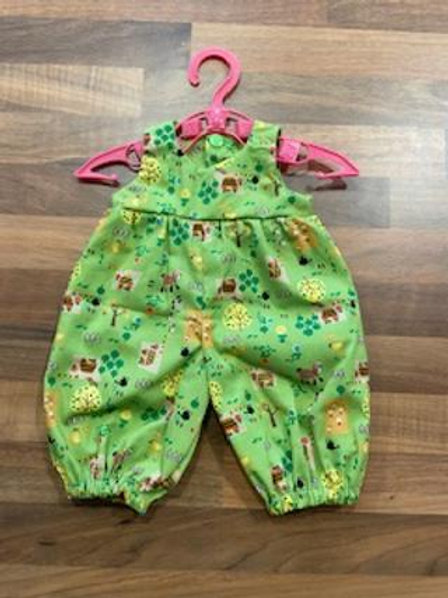 Animals Dolly Dungarees