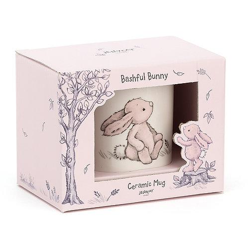 Jellycat Bashful Pink Bunny Mug