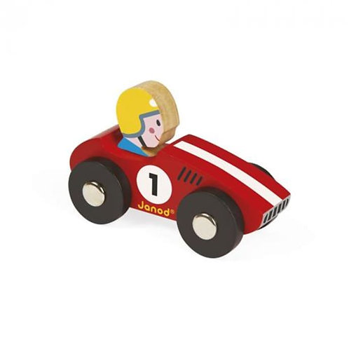 Story Racing Car - Red