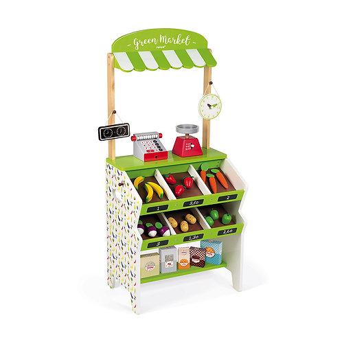 Green Market Stall