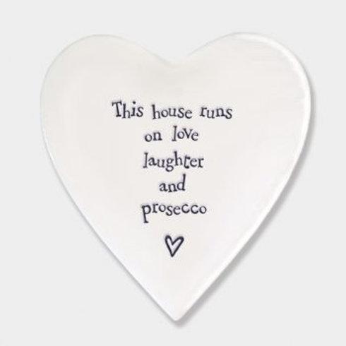 House runs... Heart Coaster
