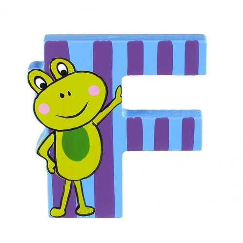 Orange Tree F is for Frog