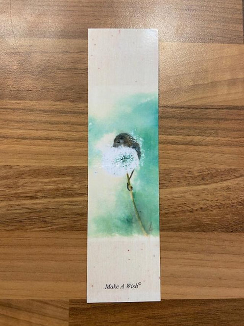 Love Country Make a wish Bookmark
