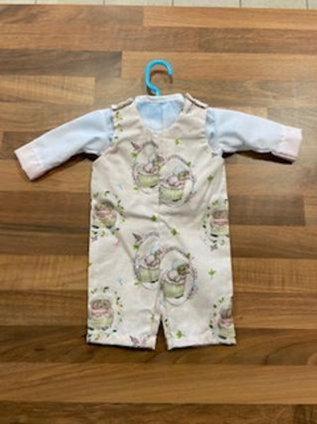 Mrs Tiggywinkle Dolly Dungarees