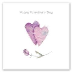Happy Valentine's Day Berni Parker Card