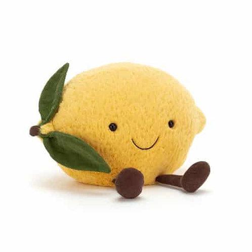 Jellycat Amuseable Lemon - Various Sizes