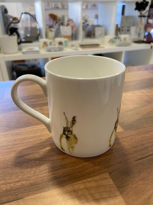 Hare in the sweater Hare Mug