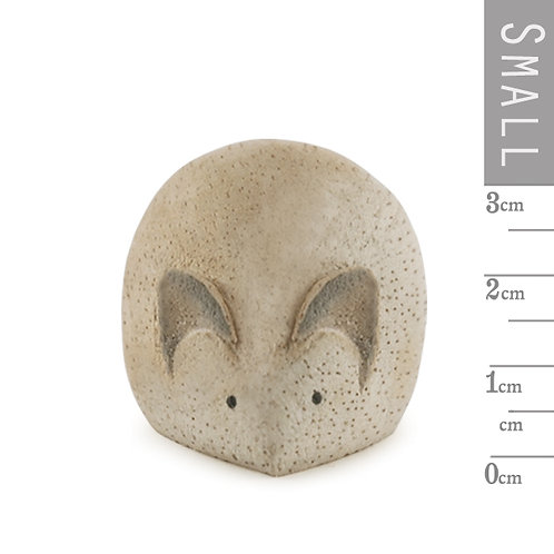 East of India Wooden Mouse - Medium