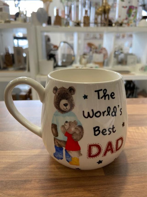 The World's Best Dad Mug