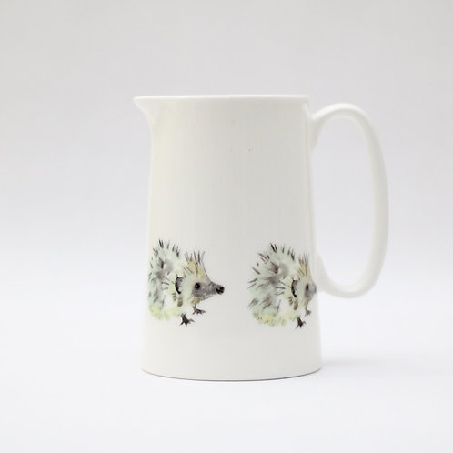 Hare in the sweater Hedgehog Jug