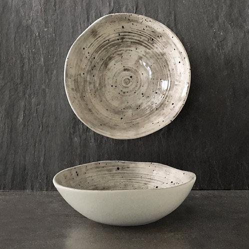 East of India Medium Speckled Wash Dish