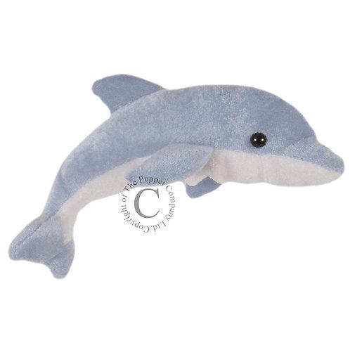 Dolphin Finger Puppet