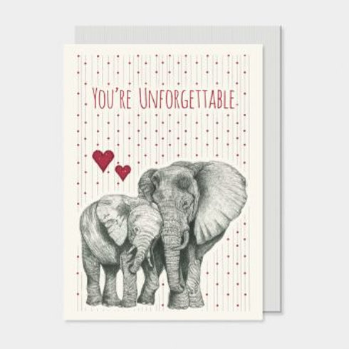 Unforgettable East of India Card
