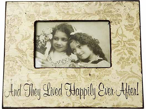 Happily Ever After Single Frame