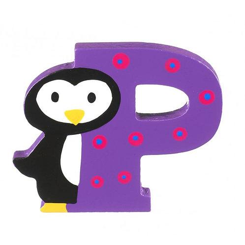 Orange Tree P is for Penguin