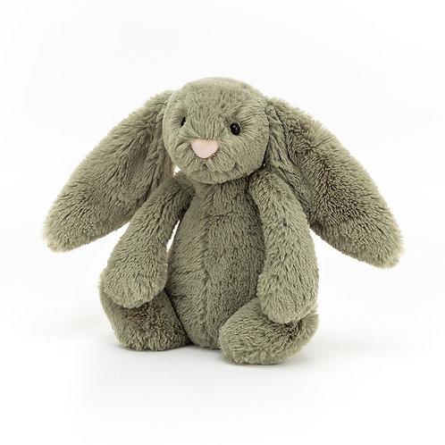 Jellycat Bashful Fern Bunny - Various Sizes