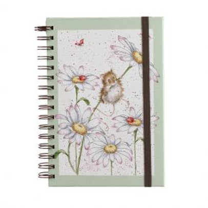 Wrendale Oops a daisy Spiral Notebook