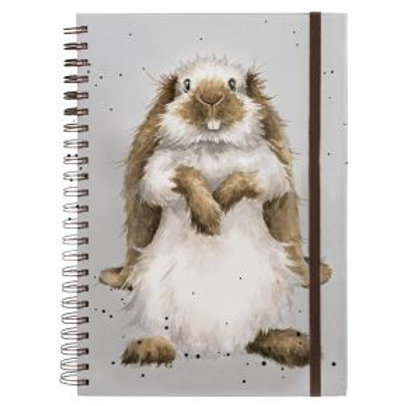 Wrendale A4 Earisistable Notebook