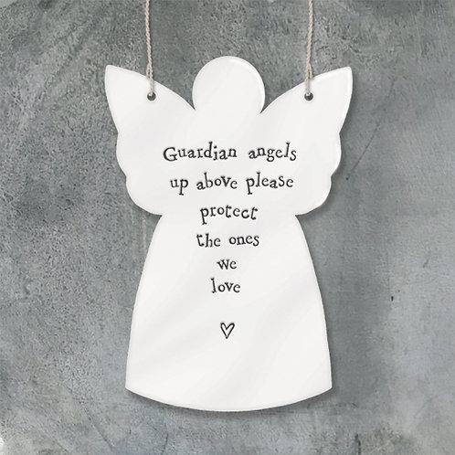 Porcelain Angel - Guardian Angels