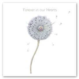 Forever in our hearts Berni Parker Card