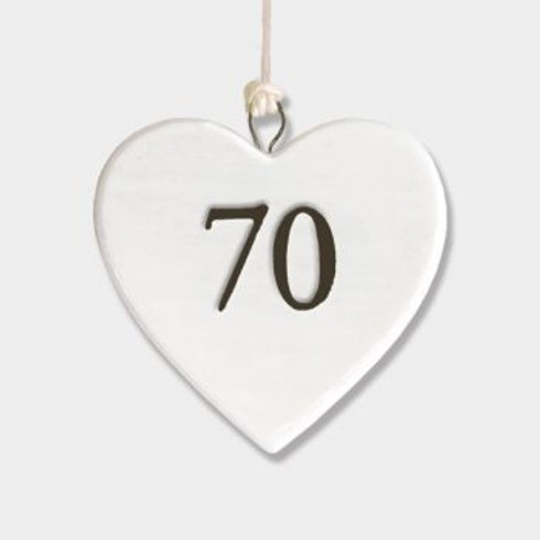70 Small Hanging Heart