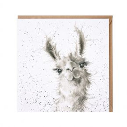 Llama Wrendale Card