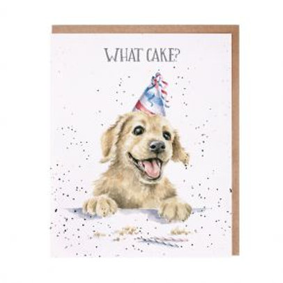 Wrendale What cake? Card