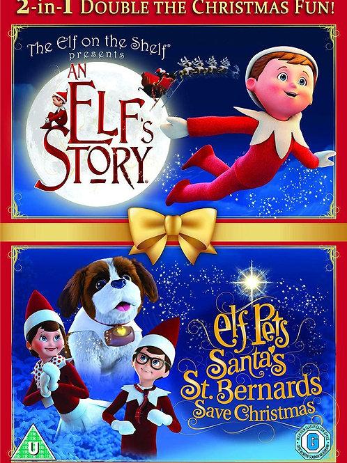 Elf on the shelf Double DVD