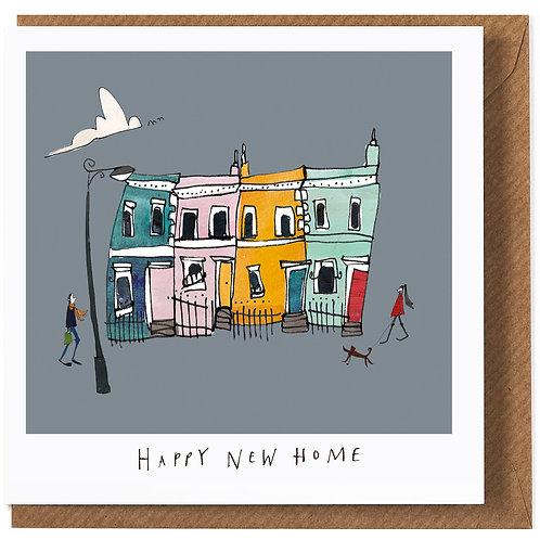 Katie Cardew Happy New Home Card