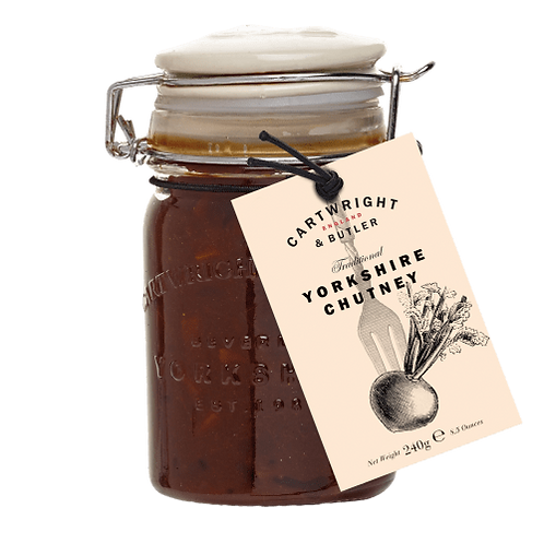 Cartwright and Butler Yorkshire Chutney