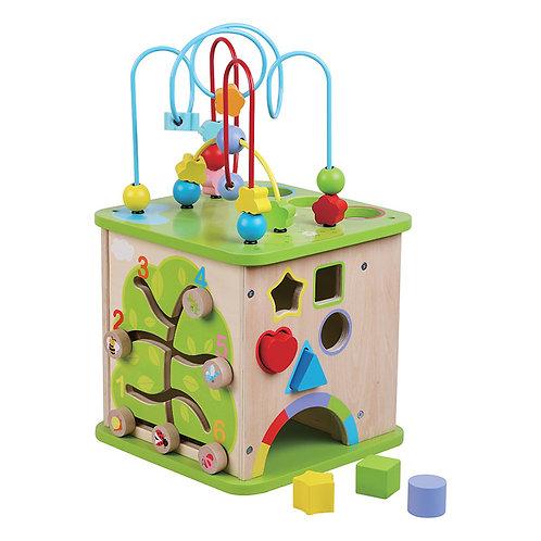 Jumini Activity Play Cube