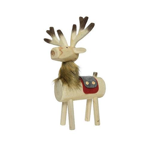 Paulownia Deer - Large