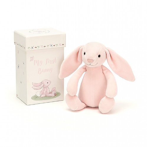 Jellycat My First Bunny Pink