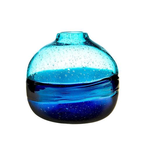 Chandre Round Vessel Cobalt