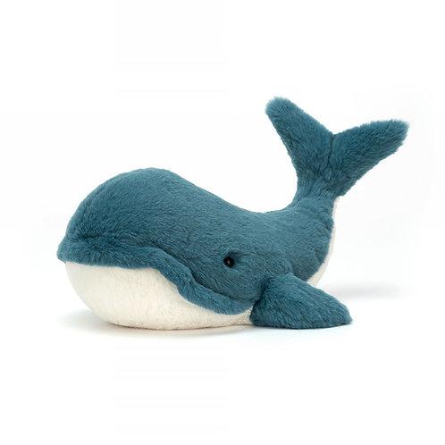 Jellycat Wally Whale (Medium)