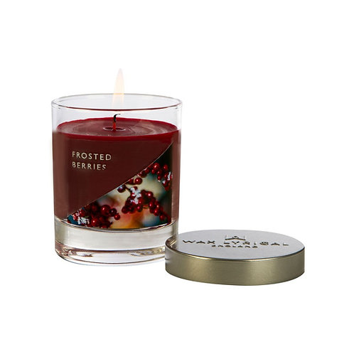 Frosted Berries Small Candle