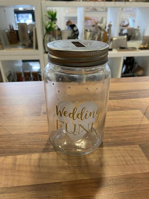 Wedding Funds Jar