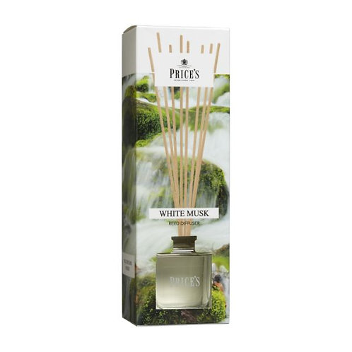 Prices White Musk Reed Diffuser