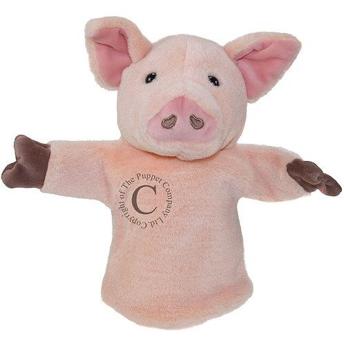 Pig Car Pets Puppet